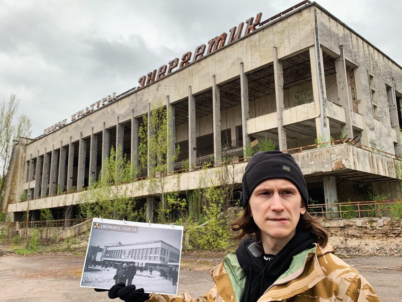 チェルノブイリツアー