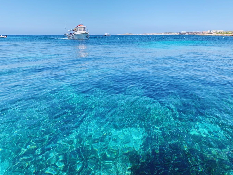 マルタのコミノ島