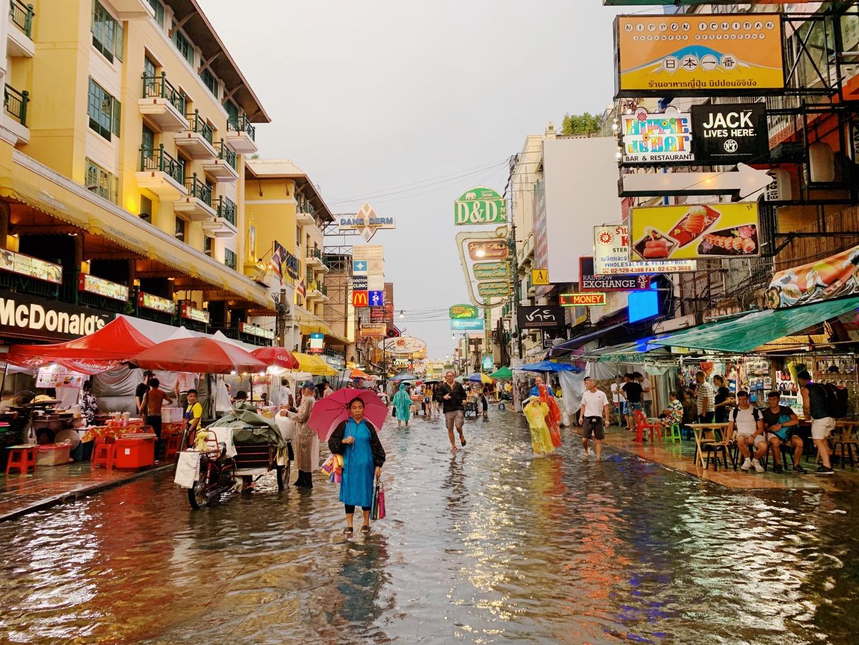バンコクの観光スポット