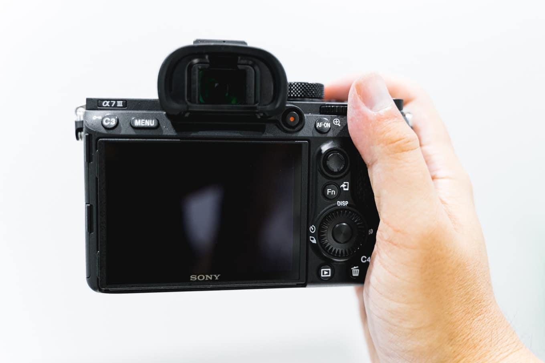 Sony α7IIIと単焦点レンズ Sonnar T* FE 55mm F1.8