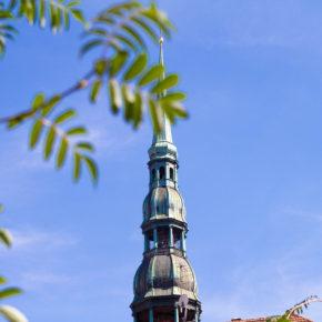 リガ(ラトビア)のフリー写真