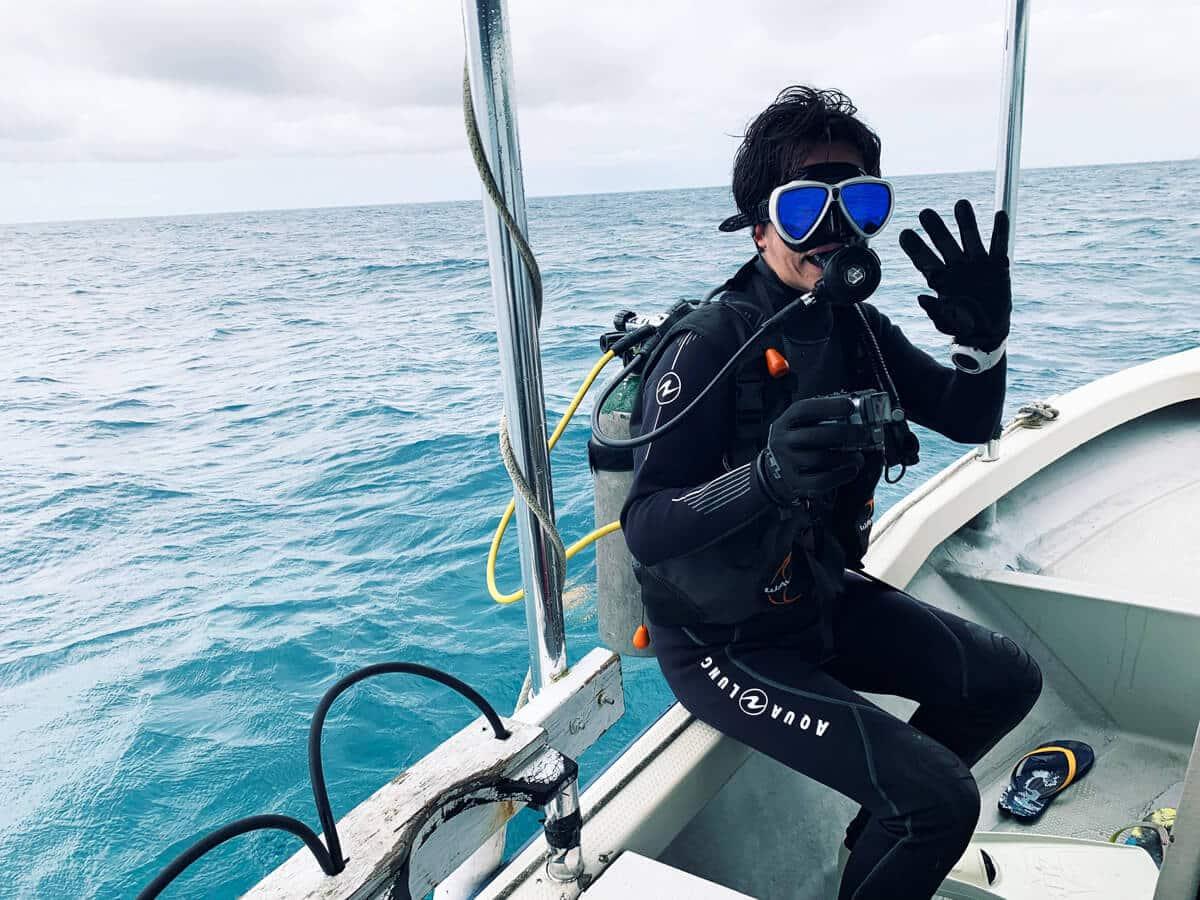 2ボートダイビング