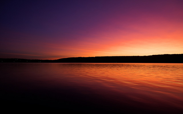 Keuka Sunset