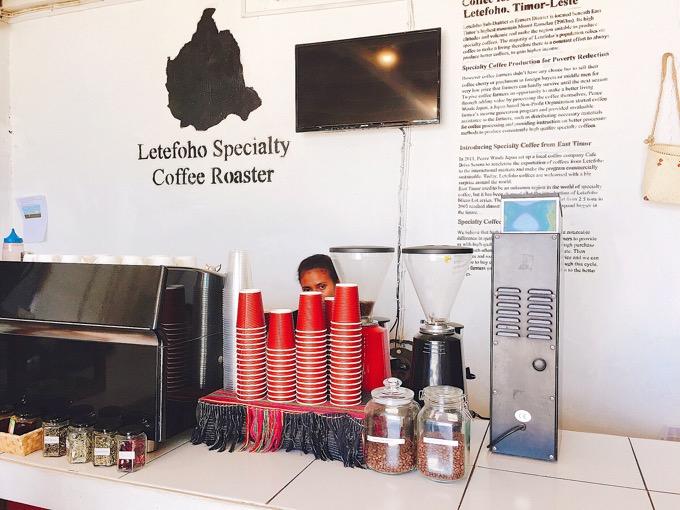 東ティモール観光で知っておくべきキーワードは「コーヒー」