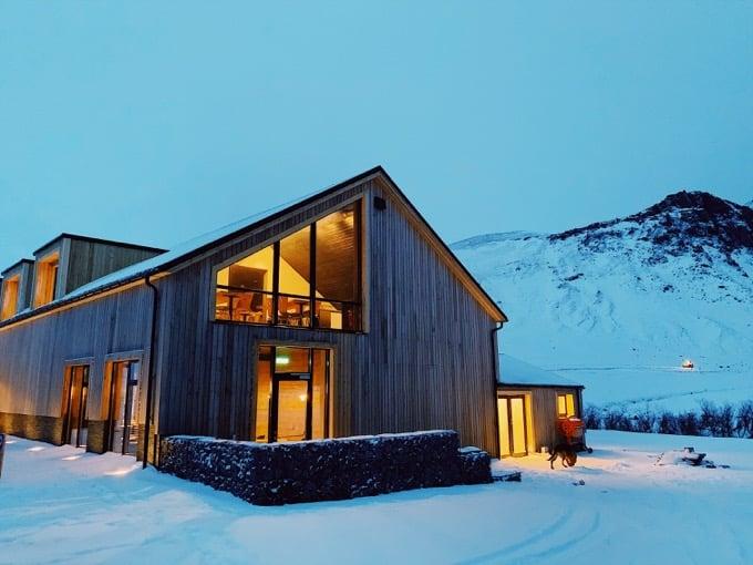南アイスランドで宿泊するなら「The Barn」