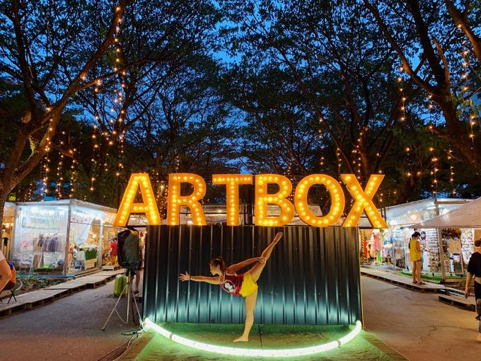 Art Box(スタイリッシュなマーケット)