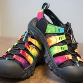 海外旅行で履き潰す靴は「KEEN NEWPORT H2」が至高