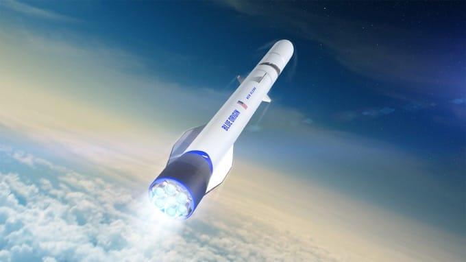 Blue Origin(アメリカ)