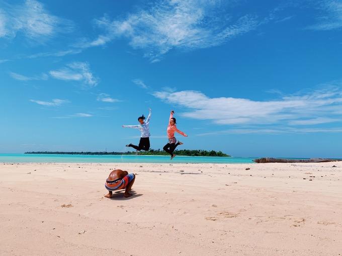 カヤンゲル環礁
