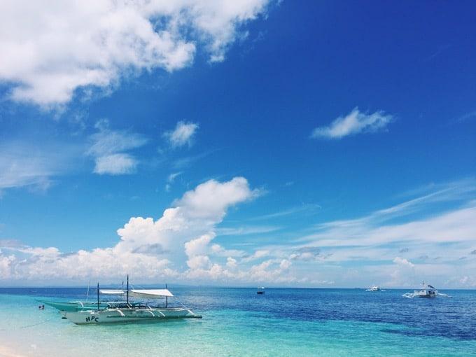 東南アジアのおすすめ3位はフィリピン(セブ島・マラパスクア島)