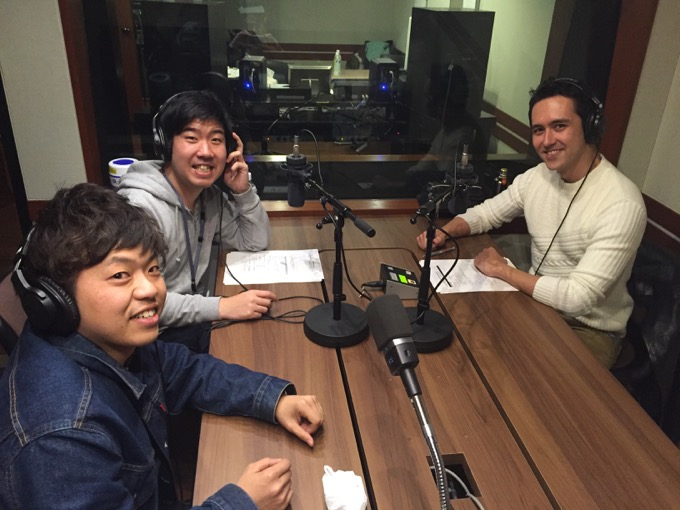 Tokyo FMに(2016年3月21日)
