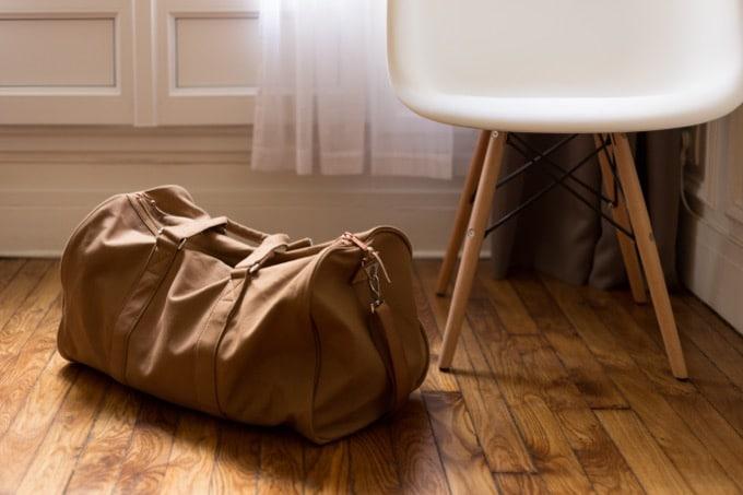 海外旅行のトラブル4:荷物を置き引きされる