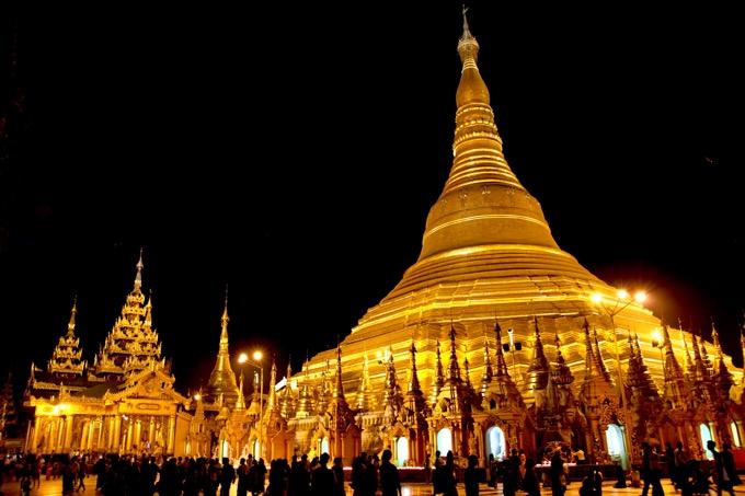 東南アジアのおすすめ4位はミャンマー(ヤンゴン・バガン)