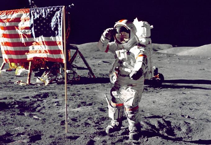 月面旅行(2030年頃)