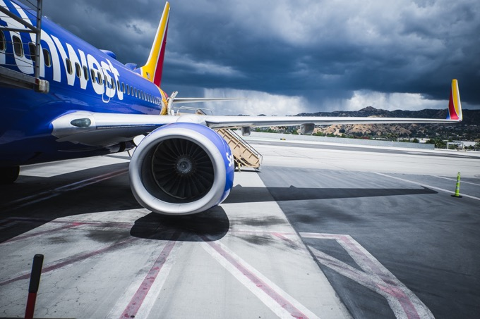 飛行機によってエアコンの強弱は本当に様々