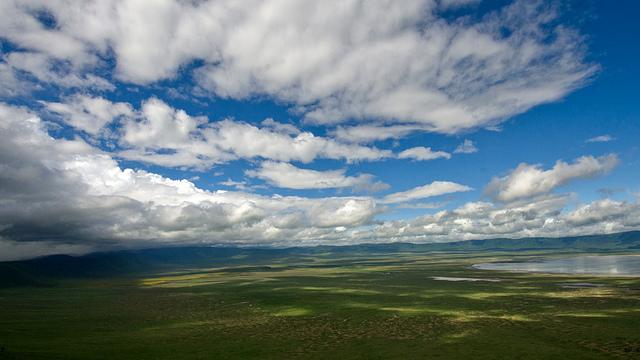 Ngorongoro Scape
