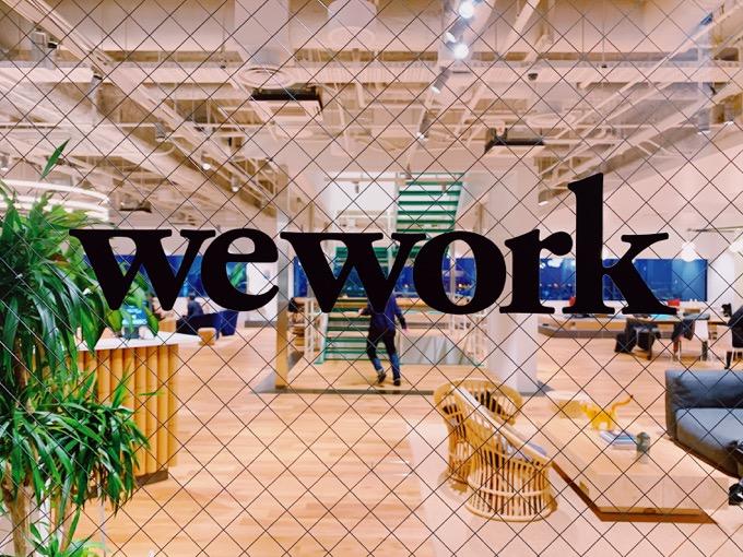 世界最大のコワーキングスペースWeWorkと共同イベントを開催しました