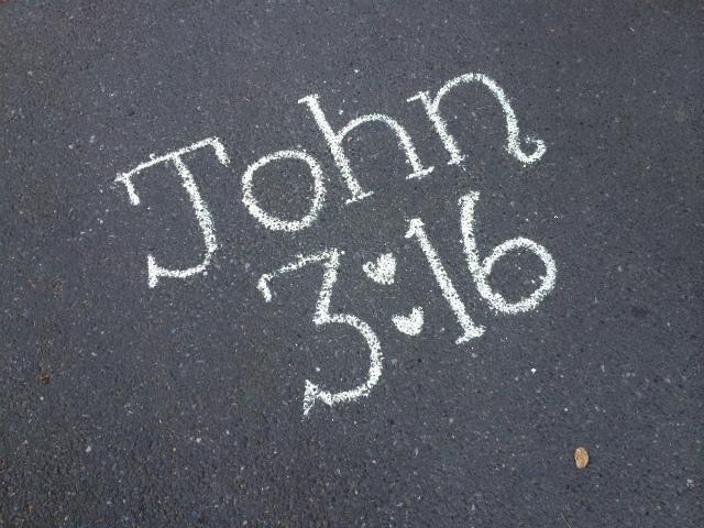 ストリベリーフィールド「John 3:16」