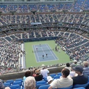 ニューヨークでU.S.オープン観戦