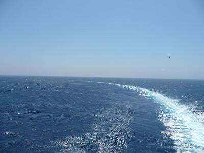 サントリーニ島へ