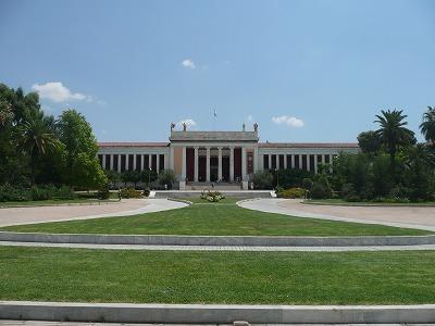 ギリシャ国立博物館
