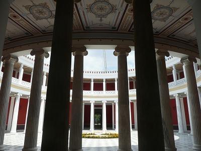 アテネ秘密の場所