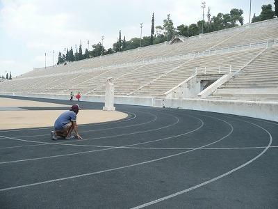 アテネオリンピックスタジアム