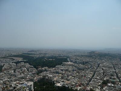 アテネ市街