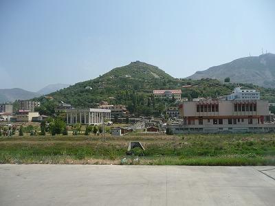 アルバニアの遺跡