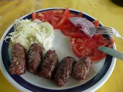ウルツィニィの昼食