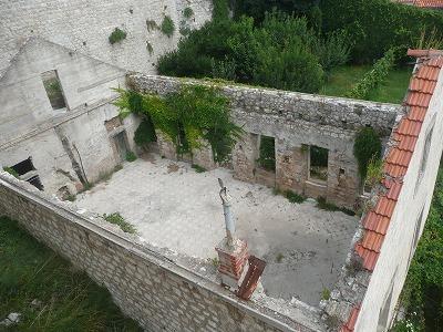 ドブロブニクの旧家
