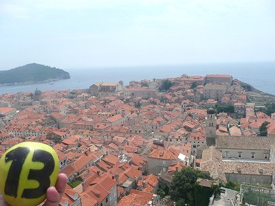 13カ国目「クロアチア」