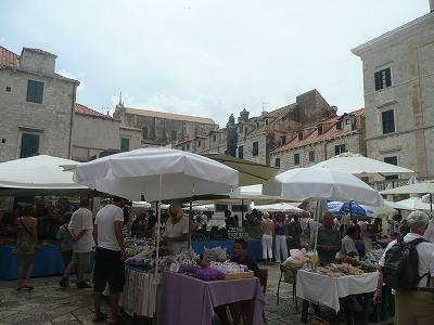 ドブロブニクマーケット