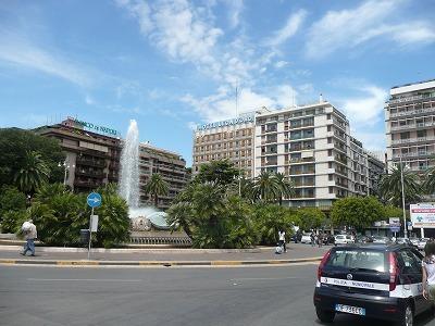 バーリの新市街