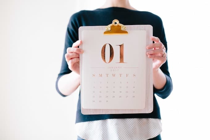 飛躍の年を迎え、失敗しない新年の抱負を作る3つのルールと1つの裏技