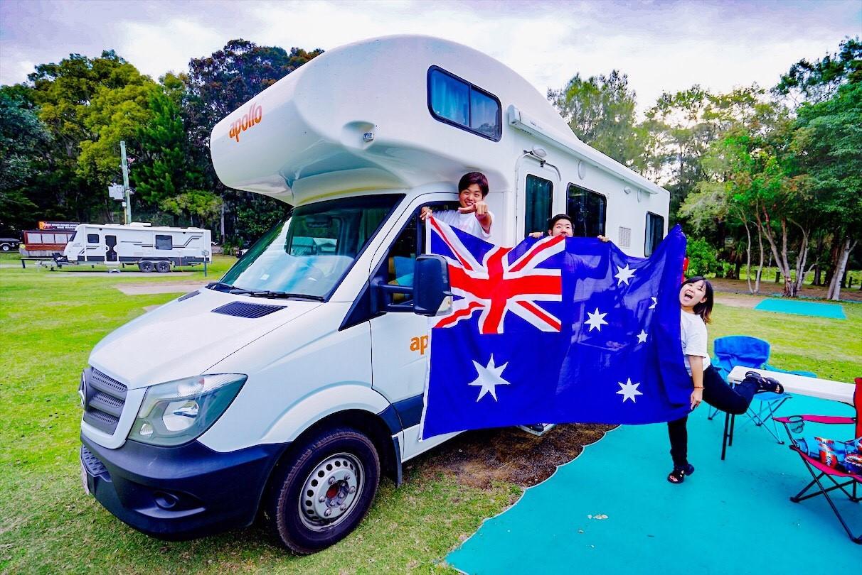 10の注意!オーストラリアをキャンピングカーで旅するなら