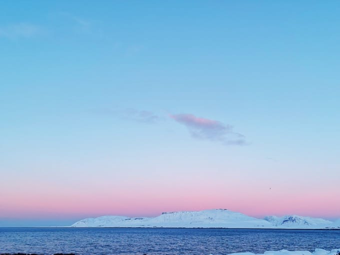 アイスランド全域