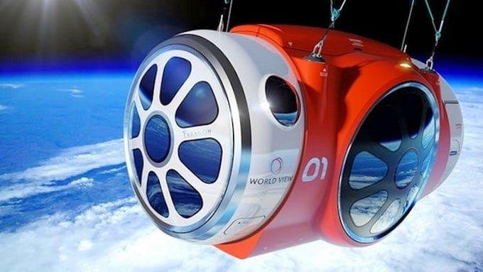 気球型の宇宙旅行の実現(2022年〜2023年頃)
