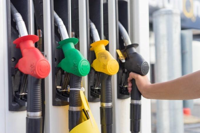 ガソリンスタンドを探すアプリは「FuelMapAustralia」
