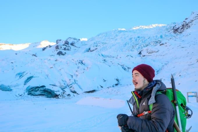 アイスランド旅行は仕事?プライベート?