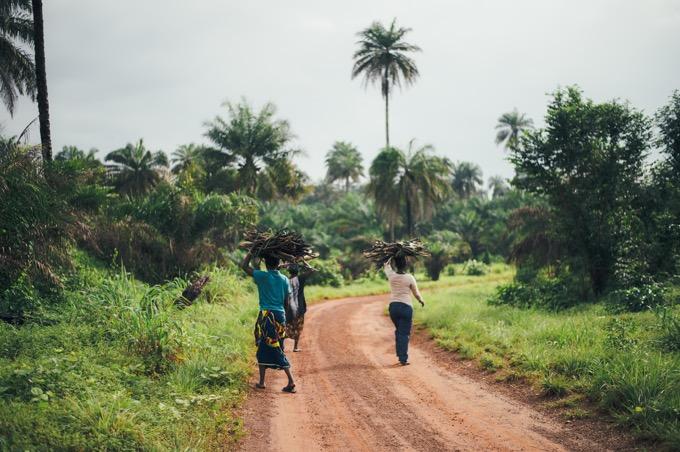 アフリカのハイパートラベルチャレンジ