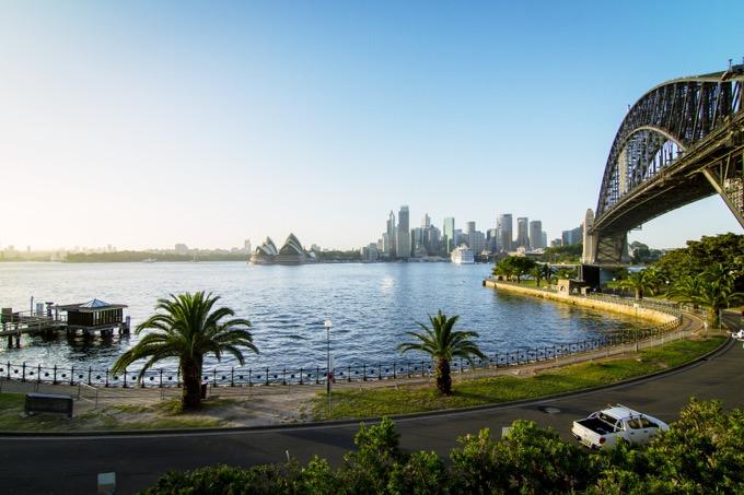 物価の高い国2位:シドニー(オーストラリア)