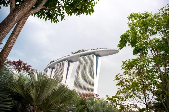 6位:シンガポール