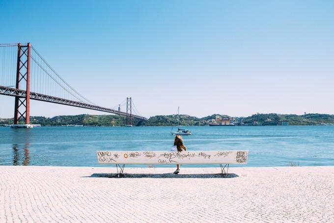 ロカ岬(ポルトガル)で誕生日を迎える