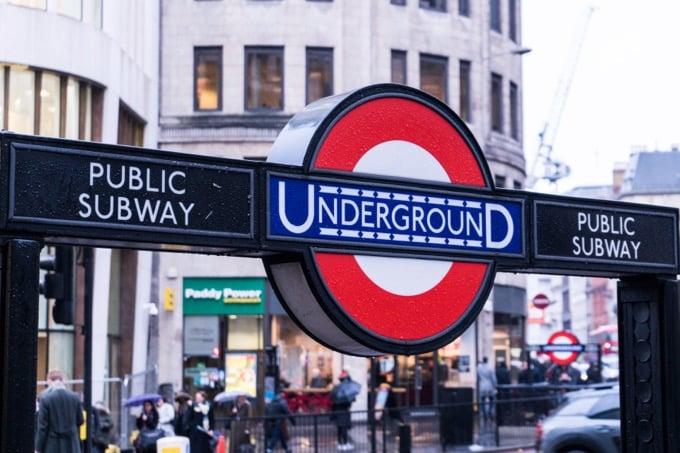 物価の高い国4位:ロンドン(イギリス)