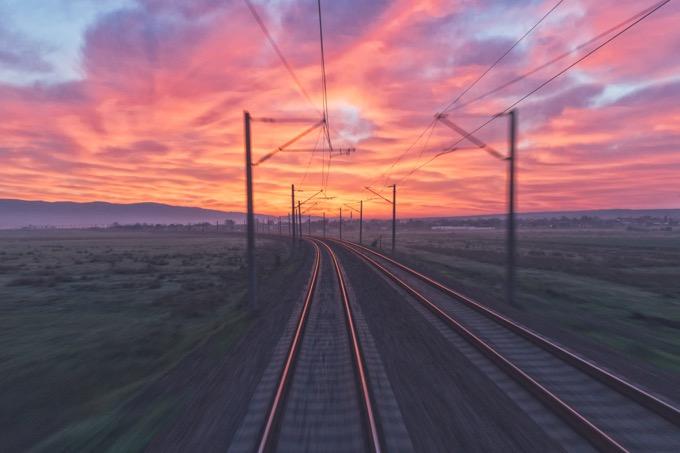 長時間の移動が好きではないので、ユーラシア横断鉄道130時間
