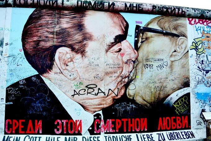 ベルリンの壁周辺(ドイツ)