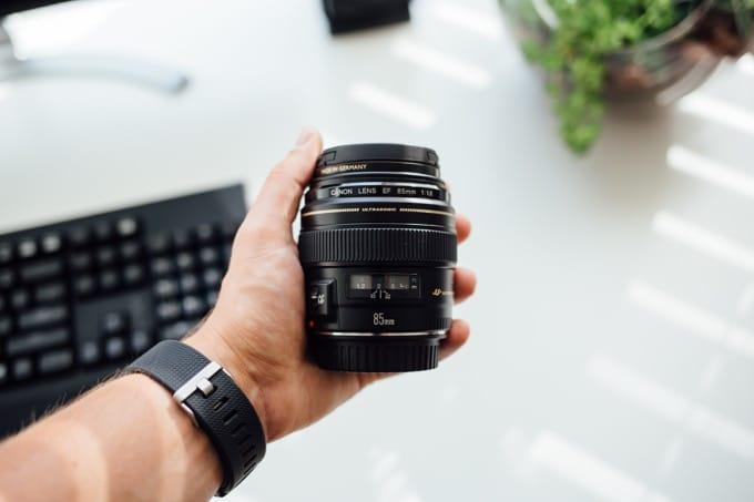 カメラはマニュアル設定で撮影できるようになる