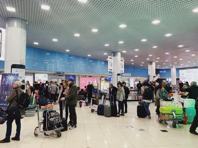 ミンスク国際空港