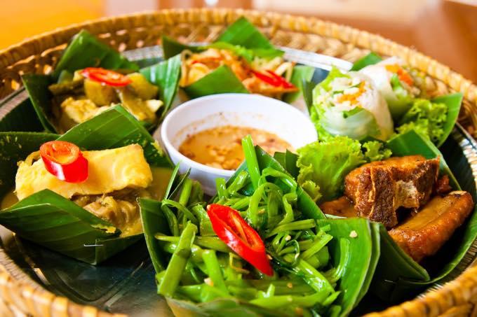 カンボジア料理店